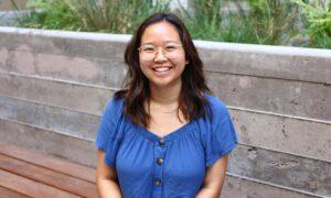 Kaylie Chen, Class of '21, BA Legal Studies.